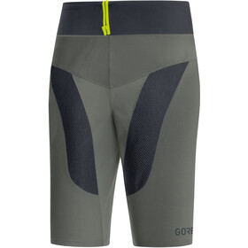 GORE WEAR C5 Trail Light Short Homme, castor grey/black